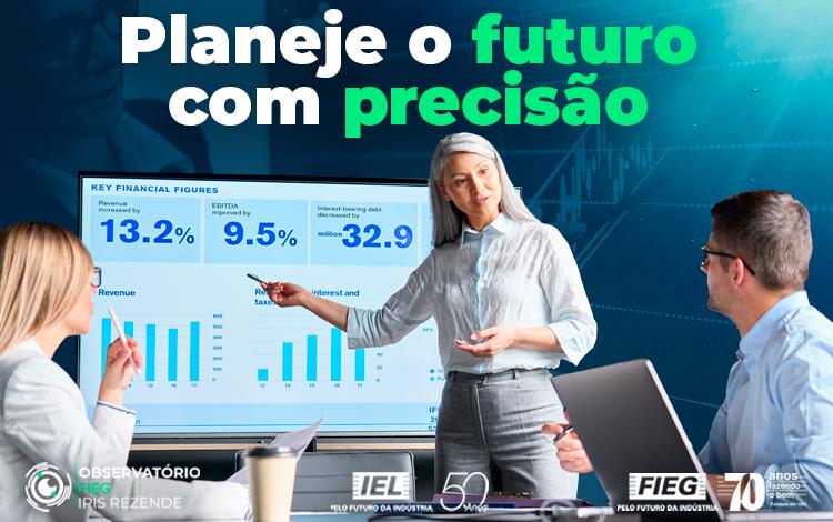 Soluções: Cenários  – Planeje o futuro com precisão
