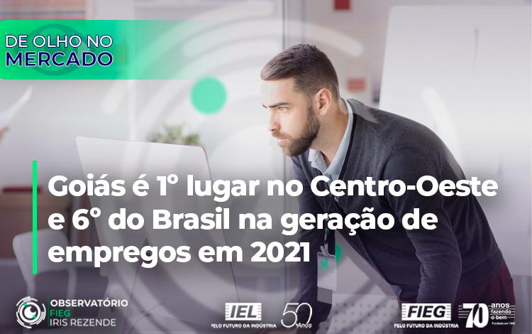 CAGED- Resultado do primeiro mês do 2º semestre de 2021.