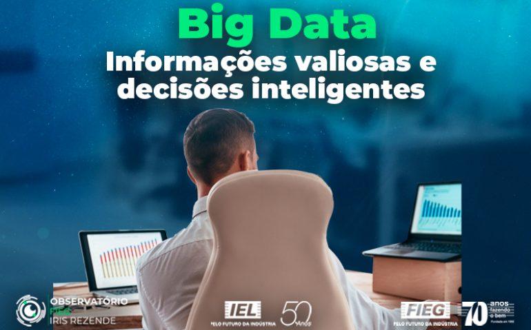 Big Data - Informações valiosas e decisões inteligentes